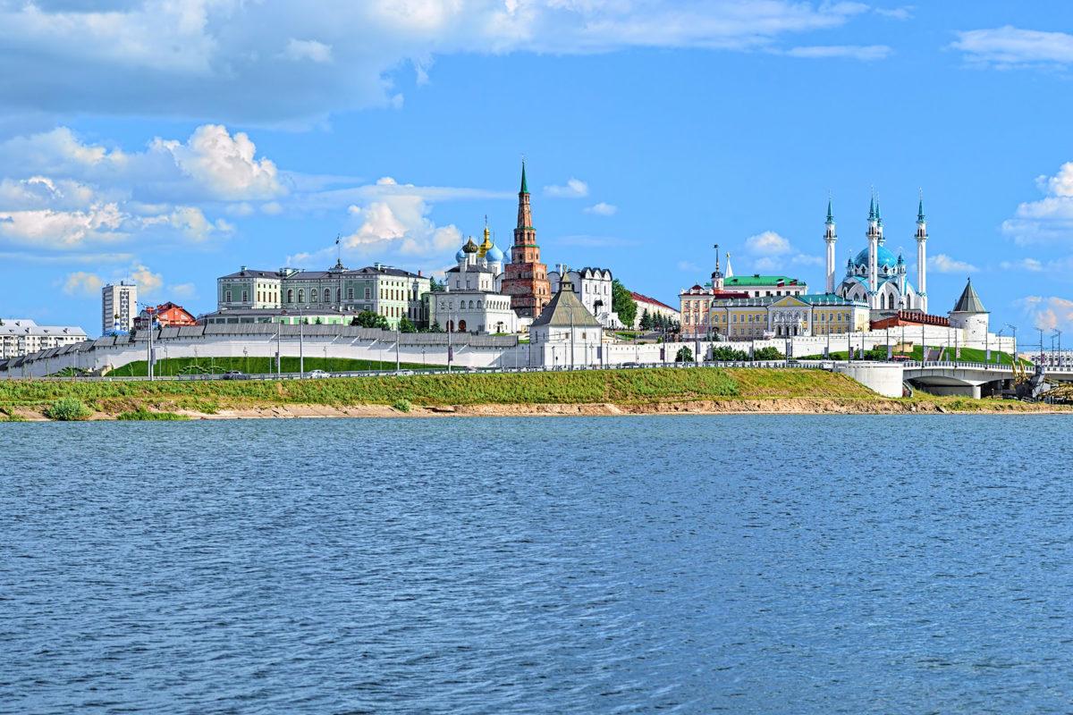 Kreml, Kasan